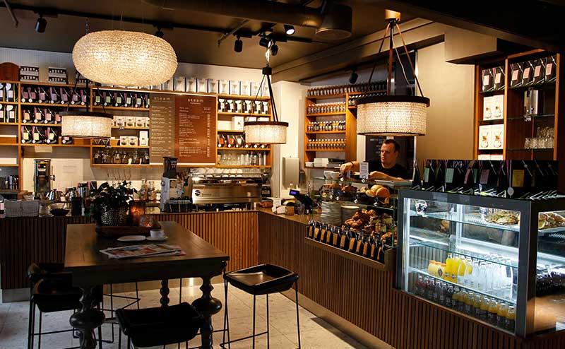 Bilde av Eger kaffebar Steam